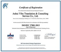 ISO IEC27001:2013