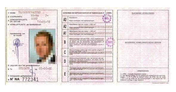 国外驾照翻译对格式是否有要求?